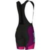 Alé Cycling R-EV1 Summers Bibshorts Women purple-fluo magenta